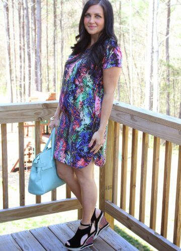 Fashion // Easter Brights and Wedges