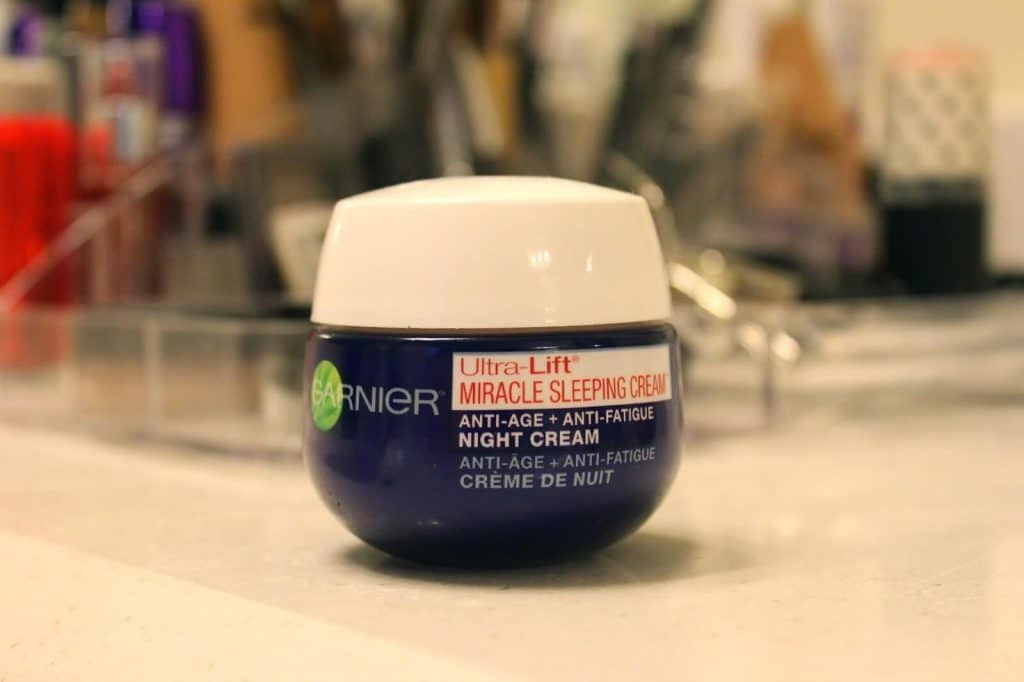 Garnier Ultra-Lift Miracle Sleeping Cream
