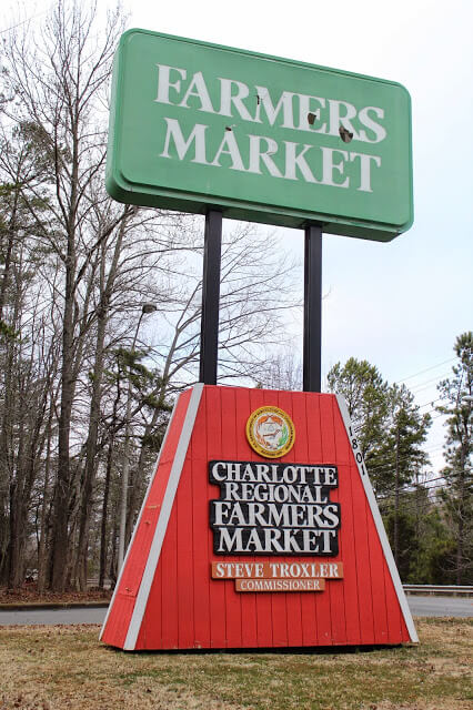 Where to shop in Charlotte: Charlotte Regional Farmers Market