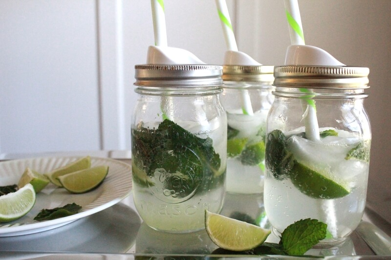 Mojito Mocktails: Virgin Summer cocktails when pregnant