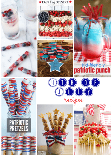Last Minute July 4th Food Ideas