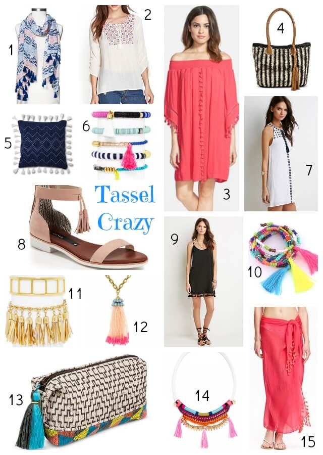 Best Tassel Pieces