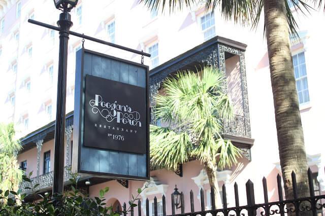 Poogan's Porch Review Charleston