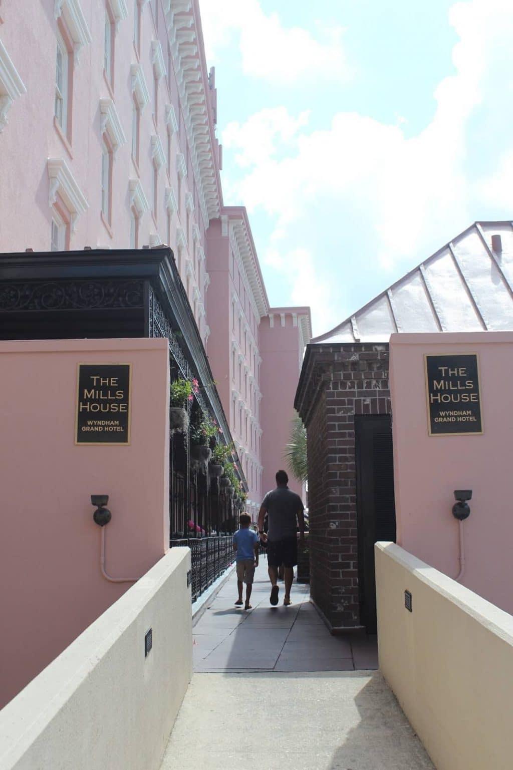 The Mills House Charleston, SC