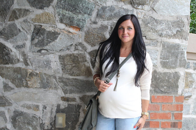 What to wear 37 weeks pregnant