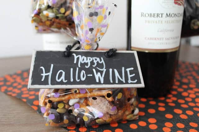Robert Mondavi Hallowine
