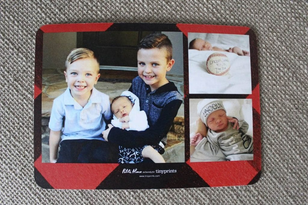 Merry and Bright! Our Christmas Cards 2015 - Stilettos & Diapers