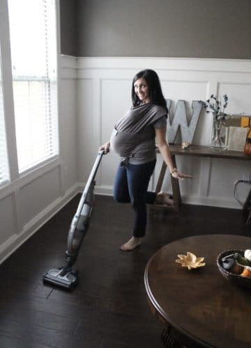 Cleaning Tips for New Moms