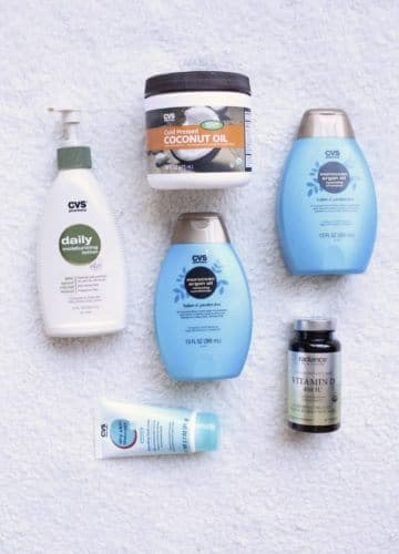 Favorite Winter Skincare Products