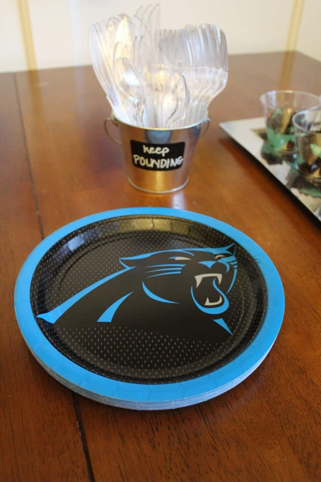 Carolina Panthers Party Ideas
