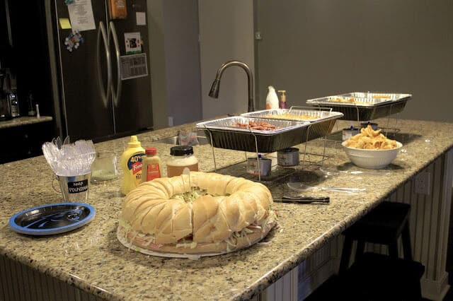 Carolina Panthers Party Ideas, Super Bowl