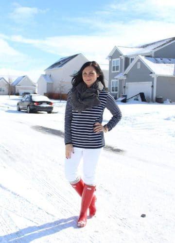 Fashion || Snow Americana
