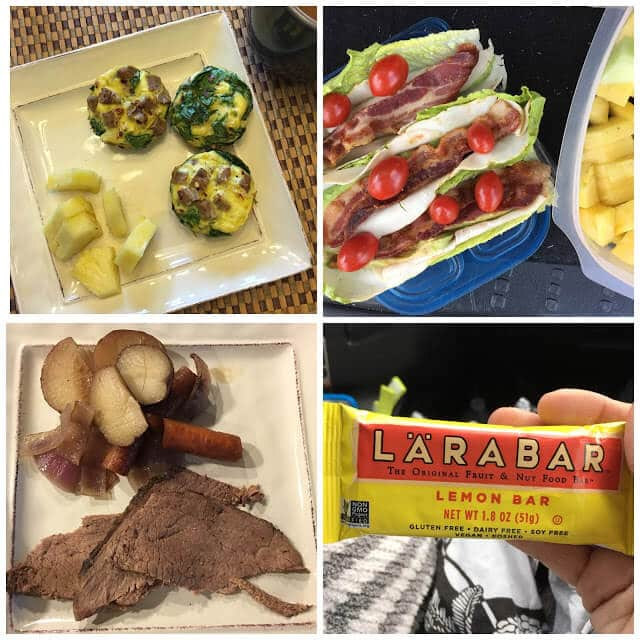 Whole 30 paleo, clean eating meal ideas and menu