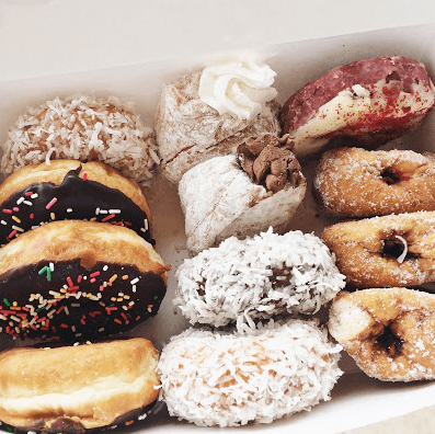 Best places to eat 30A, Donut Hole