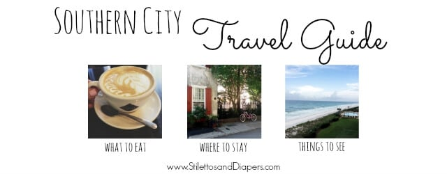 Southern City Travel Guide via Stilettos and Diapers: Destin, FL