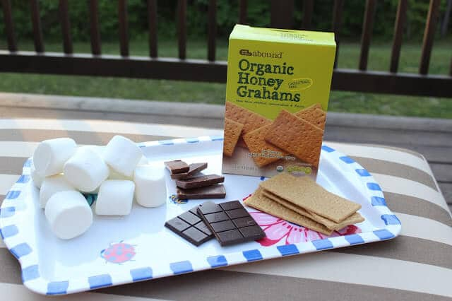 Springtime snacking with CVS Gold Emblem Abound