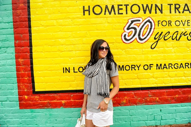 Downtown Mooresville, Amanda Overmyer Photography