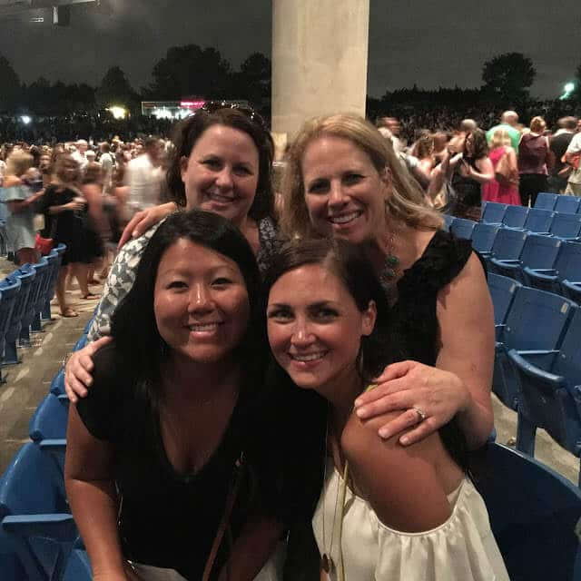 PNC Pavillion, Rascal Flatts, Moms Night Out