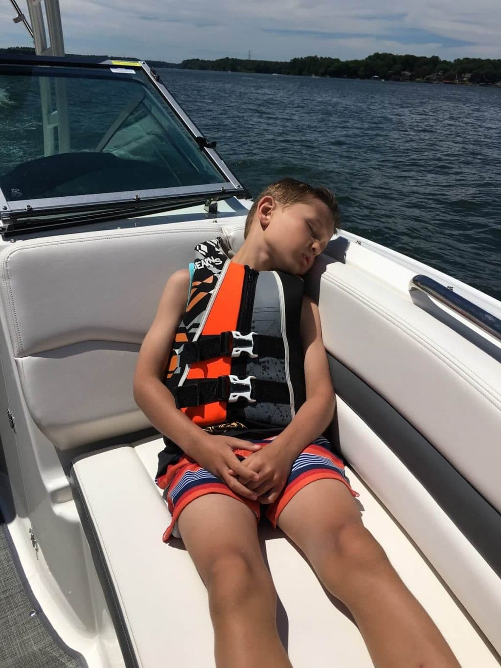 Lake Norman Napping, Chaparral
