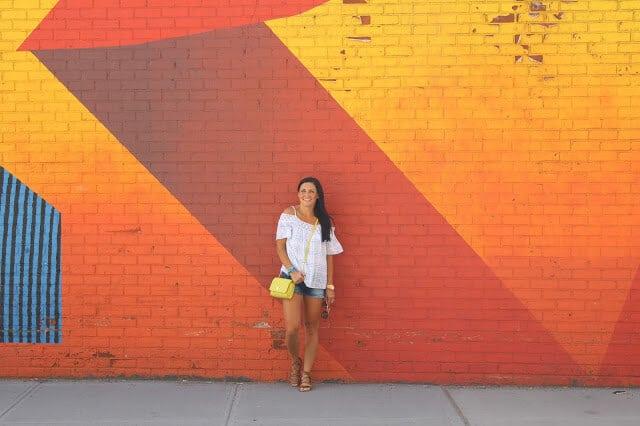 DUMBO wall Brooklyn