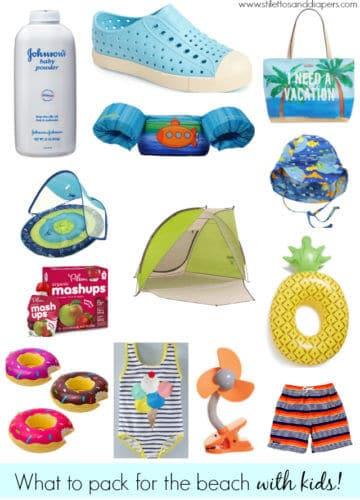 Littles Style: Beach Favorites