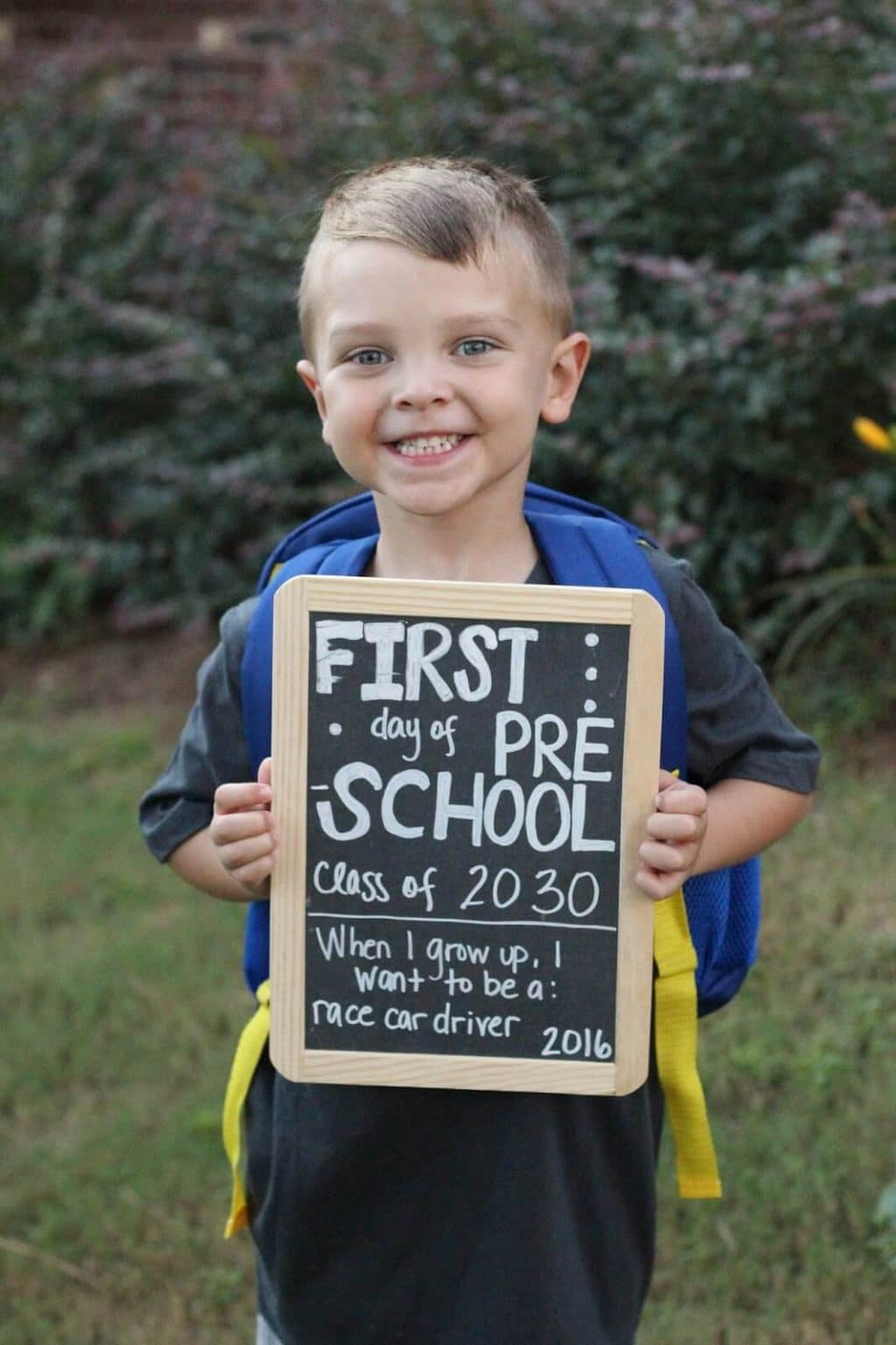 Stilettos and Diapers Back To School