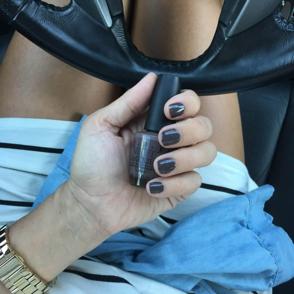 Nail Trends Fall 2016: Fall Nail Trends 2016 - Stilettos & Diapers
