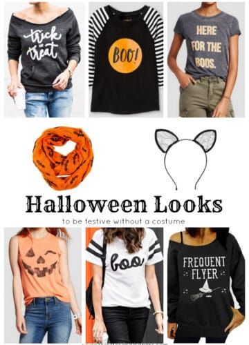 Friday Favorites: Halloween Looks
