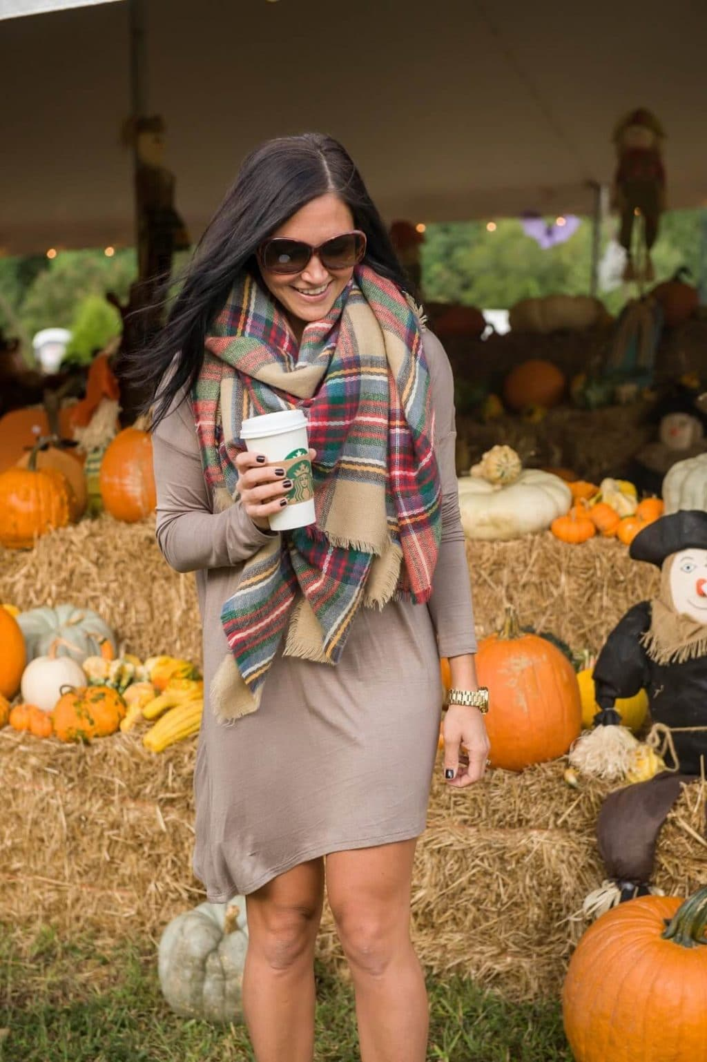 Pumpkin patch, fall style