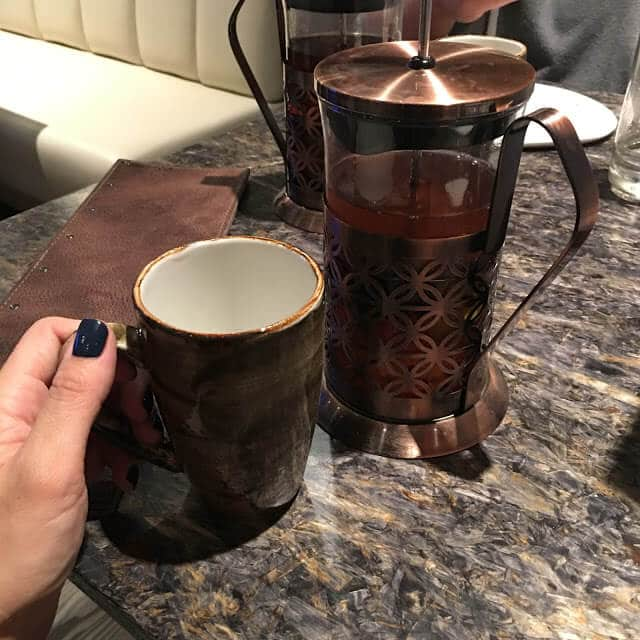 Charlotte Marriott City Center, French Press cocktails