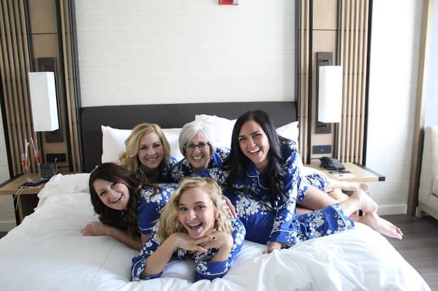 Beadhead PJs, Matching Girls Trip Pajamas, Sisters