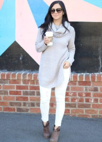 Mom Style Monday – Neutral Date Night