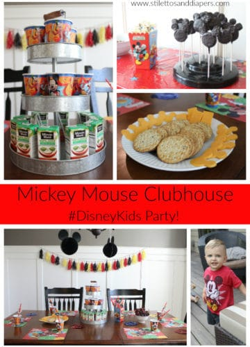 DisneyKids Playdate Party!