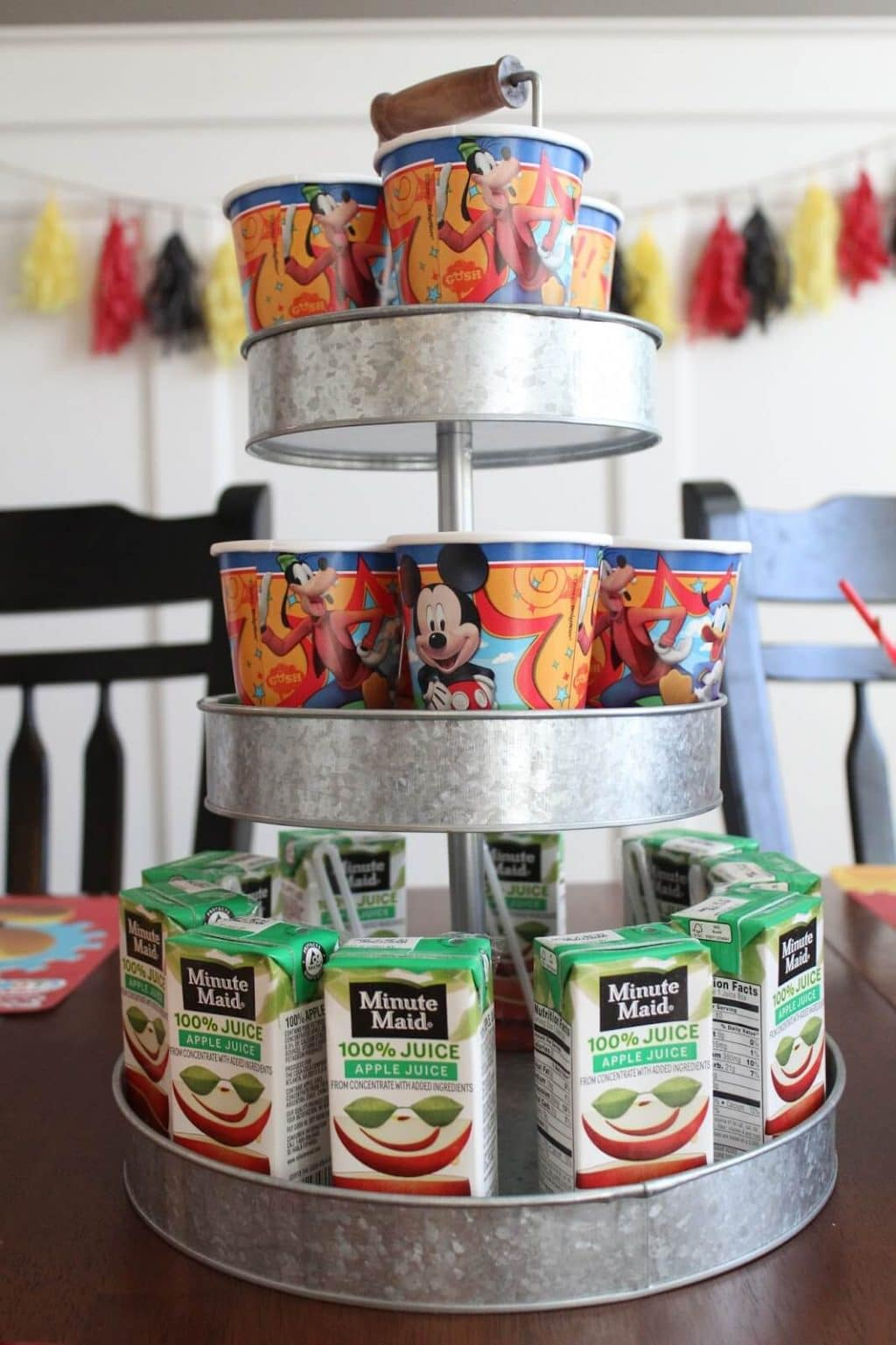 #DisneyKids Mickey Mouse Clubhouse party ideas, tips, food