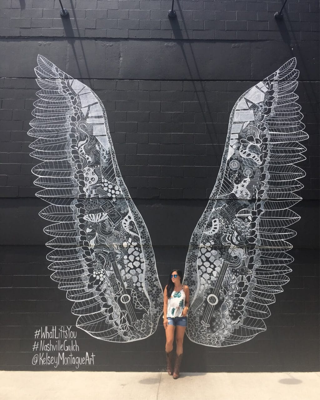 #WhatLiftsYou Wings Nashville, TN location, The Gulch