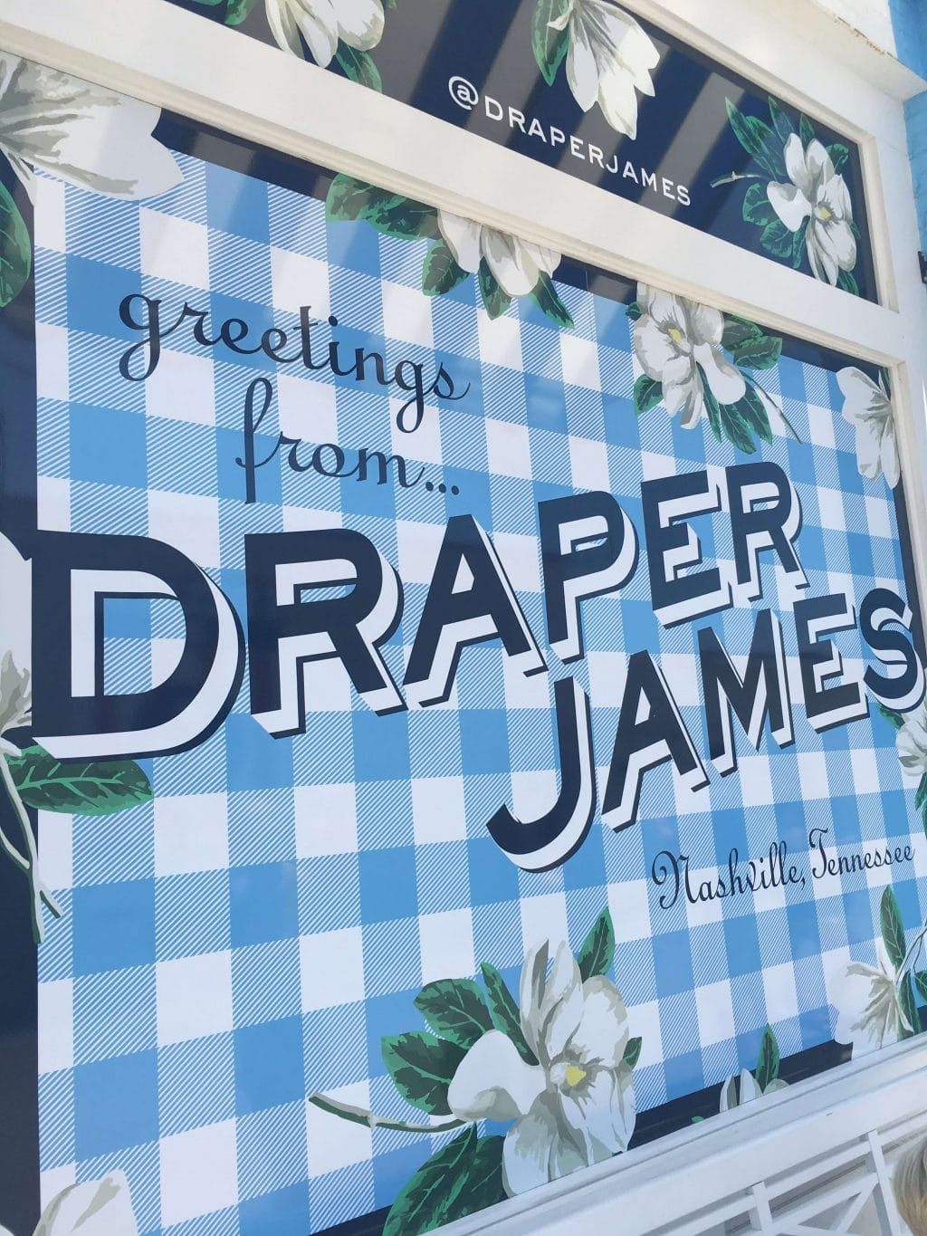 Draper James Nashville, TN