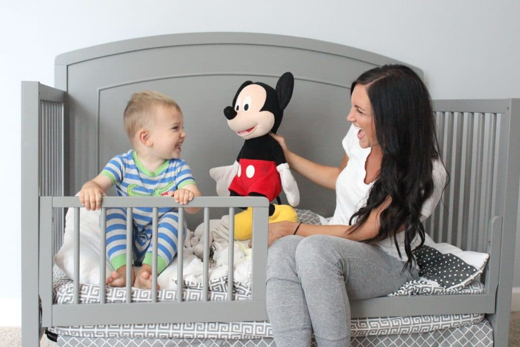 Lincoln S Big Boy Room Reveal Davinci Baby Giveaway