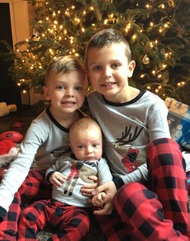 Family Christmas Pajamas + Black Friday SALES!