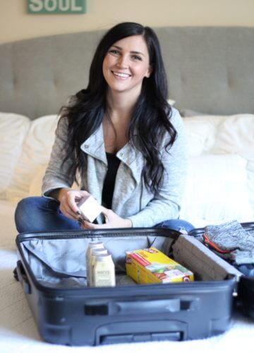 Holiday Travel {Kid} Essentials