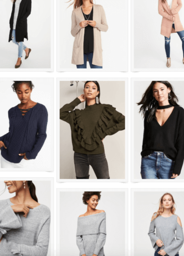 Cozy Sweaters To Get You Through Winter