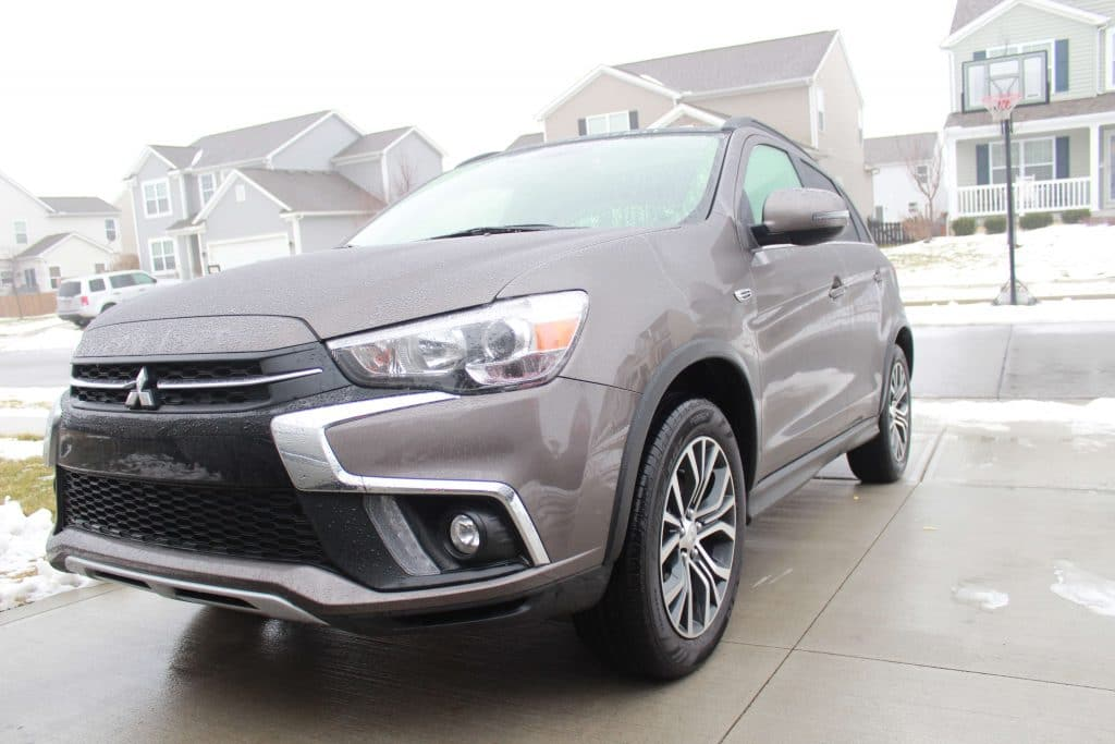 Stilettos and Diapers, Travel, Mitsubishi Outlander Sport