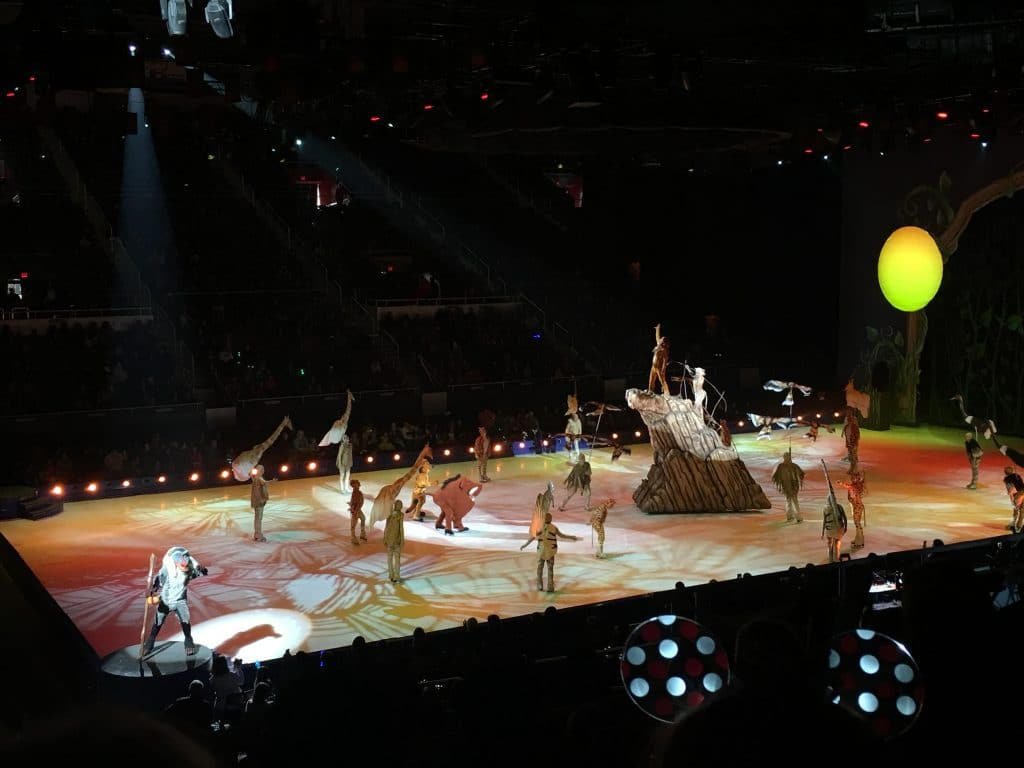 Disney on Ice Charlotte