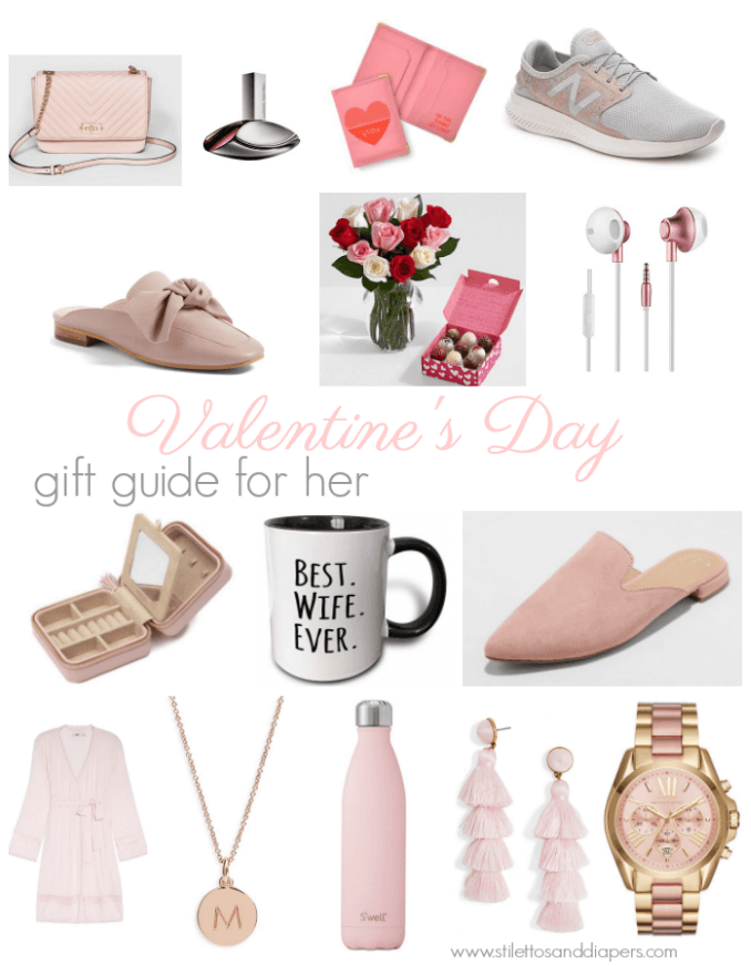 Valentine's Day, Gift Guide, Gifts for her, love day