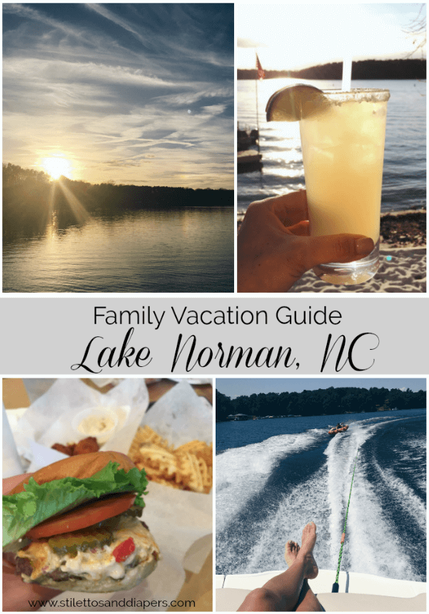 Family Vacation Guide to Lake Norman, NC. Best Restaurants, things to do and places to go.