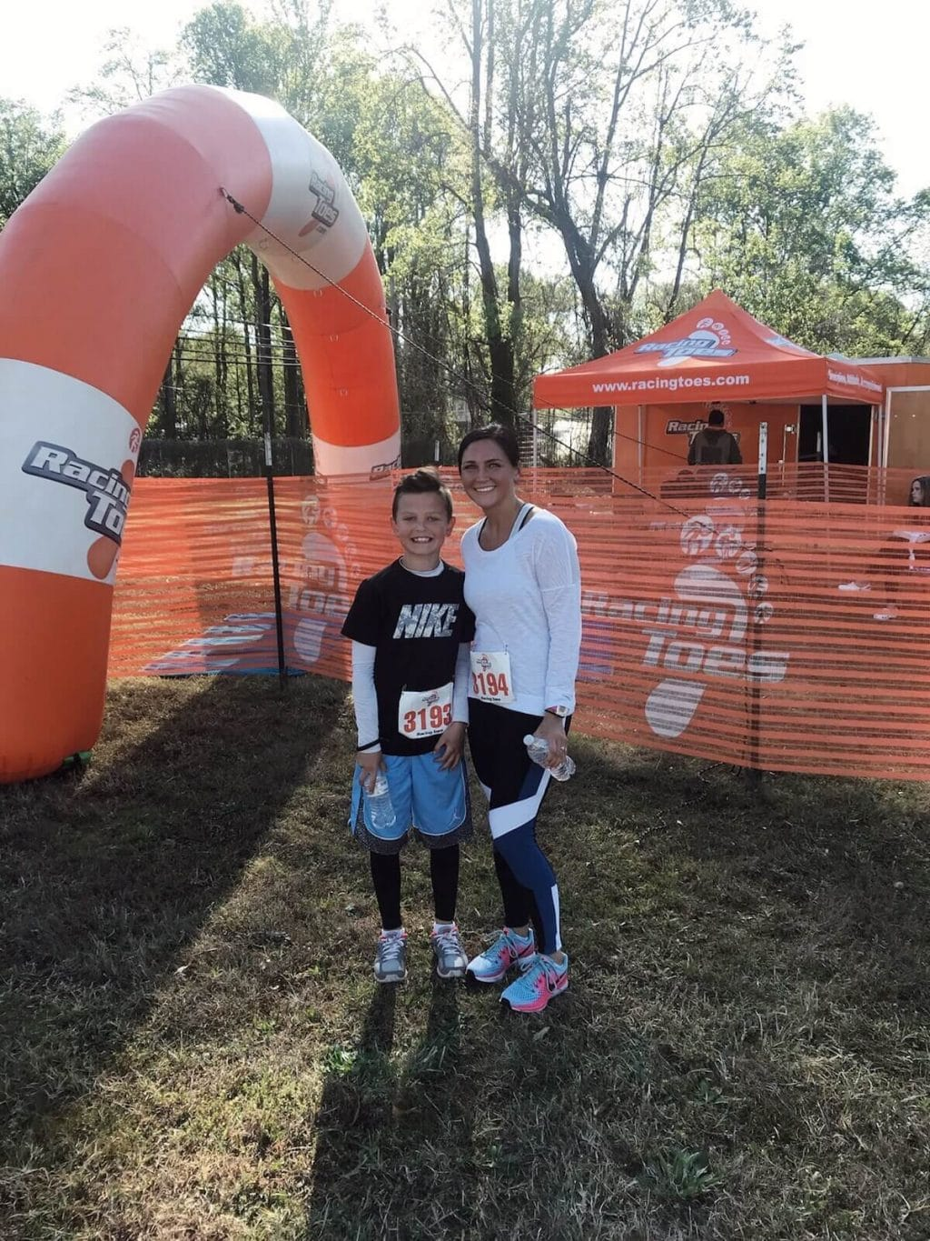 Mother and Son 5k