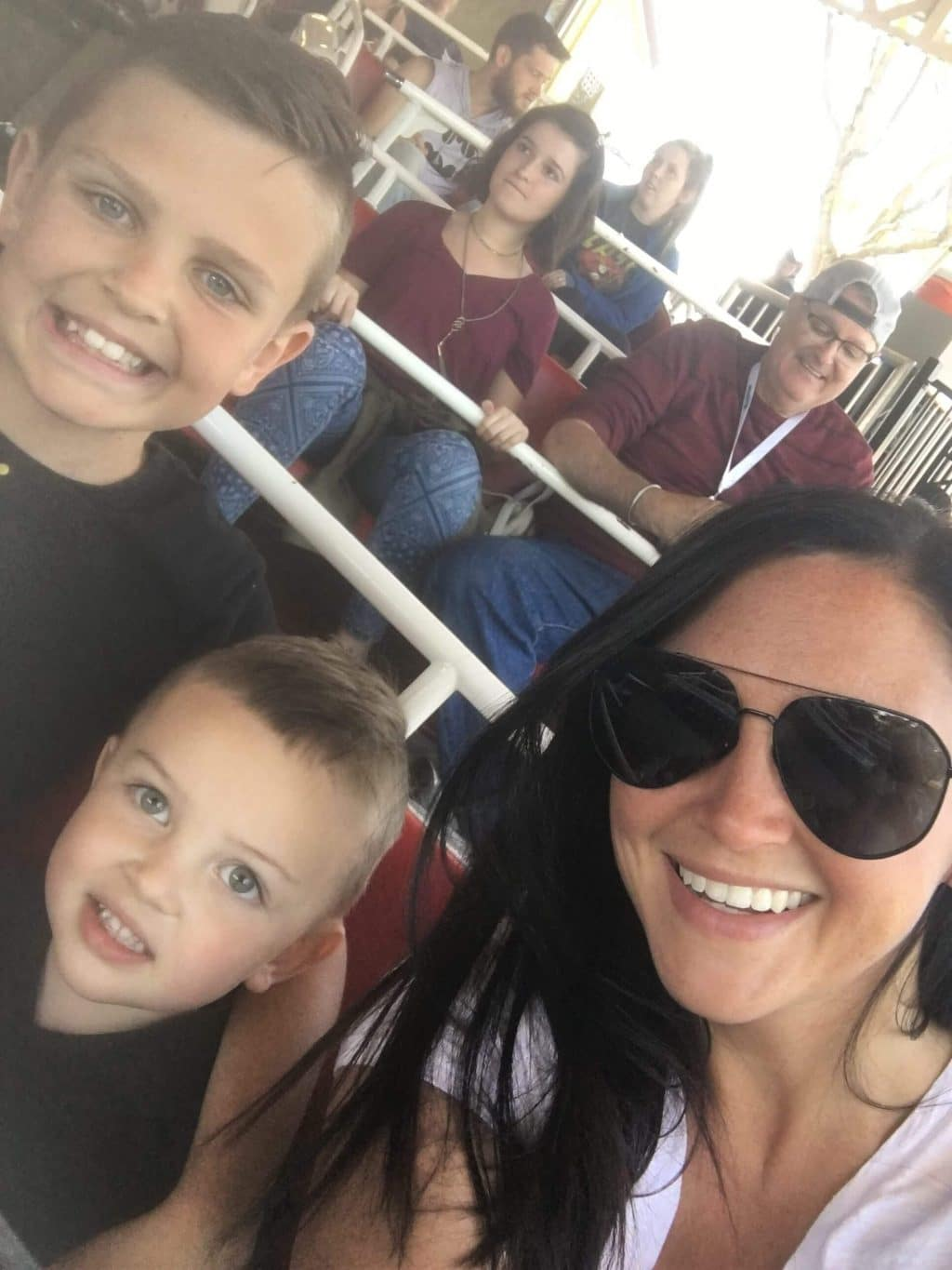 Carowinds Family Day