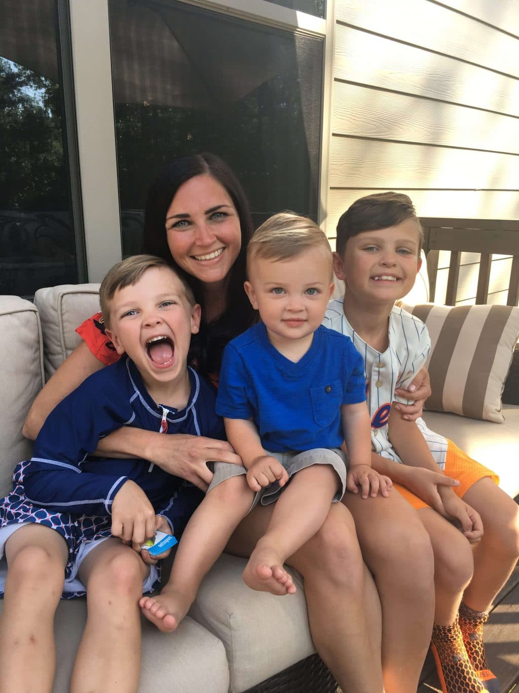 Motherhood, mom guilt, surviving summer as a mom, molly wey