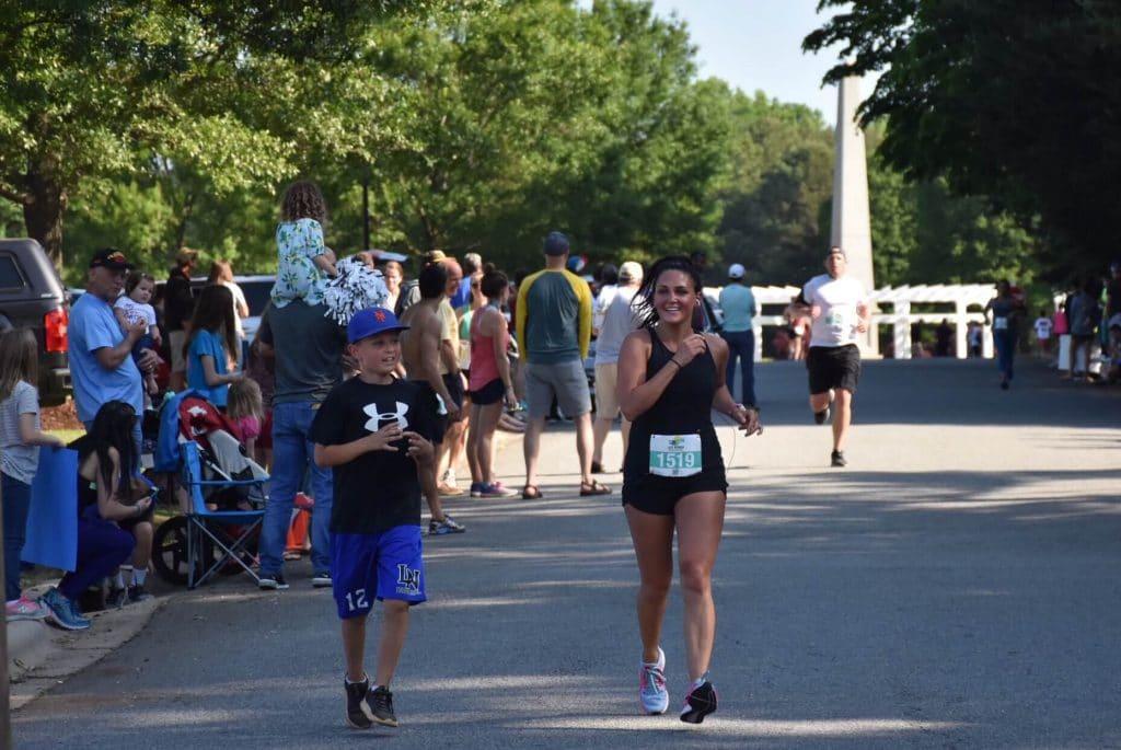 Cooper Wey Lake Norman Half Marathon