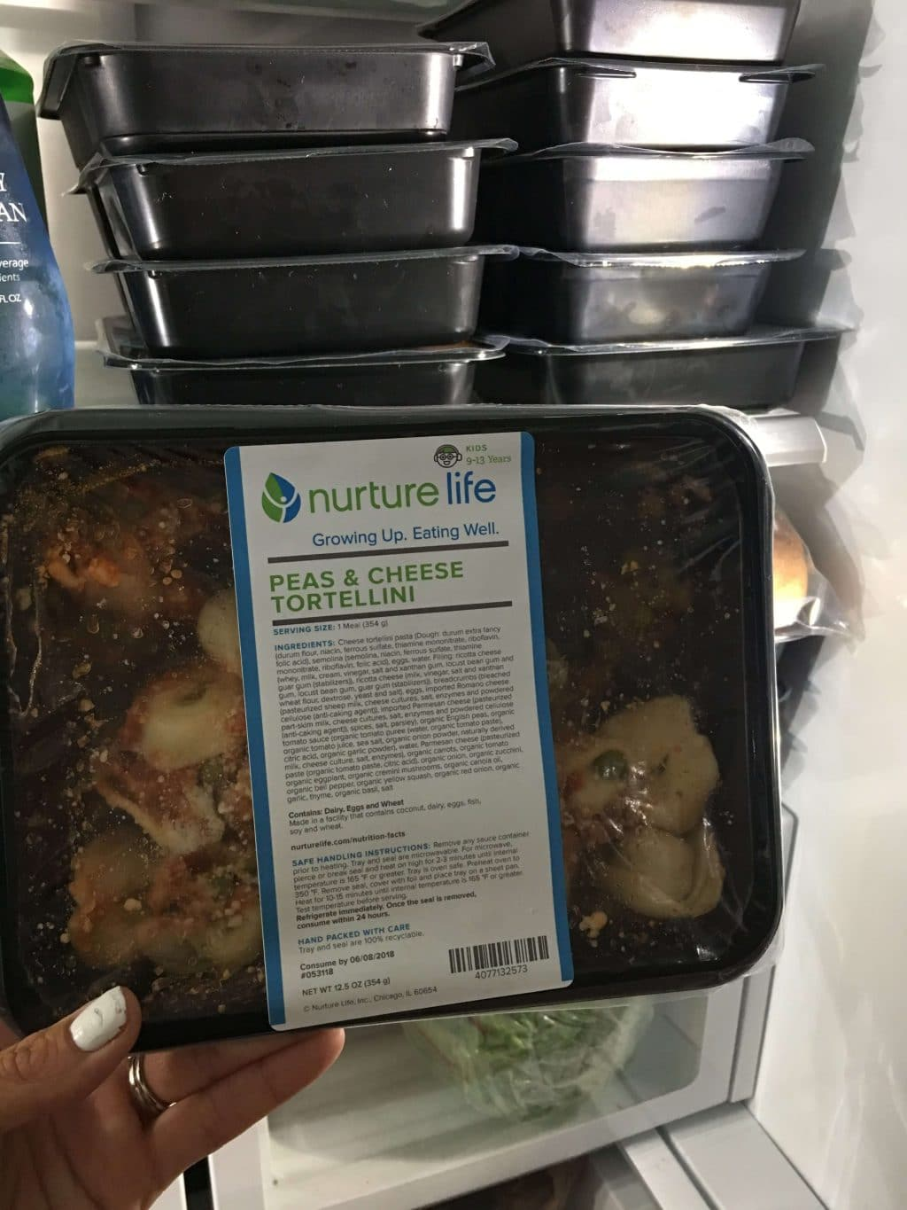 Nurture Life review, Toddler meals, ready to eat kid meals