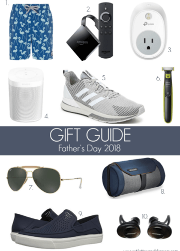 Father's Day Gift Guide, Last Minute Men's Gifts, Stilettos and Diapers